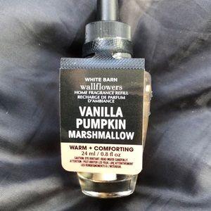 🍁2/$15 NWT BBW Vanilla Pumpkin Marshmallow